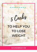 Top 5 carbs for weight loss min 2017