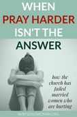 When_pray_harder_is_not_the_answer