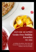Holiday recipes health home and happiness free ebook