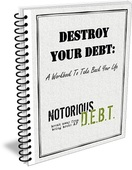 Cover   destroy your debt   300 pixels