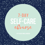 Self care course
