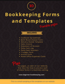 bookkeeping and accounting exercises pdf
