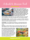 A_guide_to_mexican_food