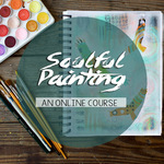 Soulful painting  sq