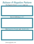 Release a negative pattern pdf(1) page 1