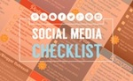 Social media checklist2