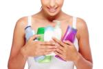 Bottles woman