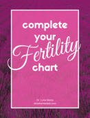 Fertility cycle opt in