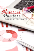 Pinterest numbers you need to know about