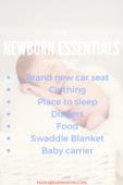 Newborn_essentials_checklist