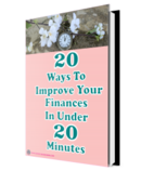20_ways_to_improve_your_finances_in_under_20_minutes