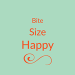 Bite size happy logo
