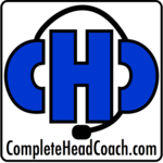Complete head coach logo