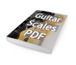 Guitar scales pdf cover