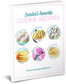 Favorite cookies ebook cover