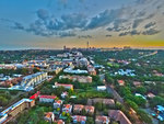 Joburg-houton-evening-skyline