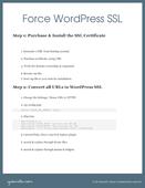 Force wordpress ssl print out1