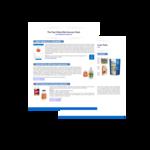 5 keto diet success tools report graphic