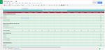 Profit and loss spreadsheet   screenshot