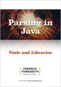 Parsing in java  tools and libraries 2