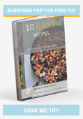 Cookbook sidebar ad