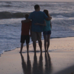 Dad_and_kids_beach
