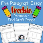 Five paragraph essay opt in cover page
