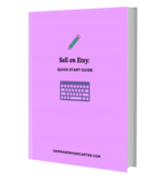 Etsy quick start guide