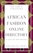 African fashion directory page1