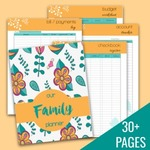 Free family finance printables