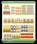 Supermarket-shelf-1094814_1920