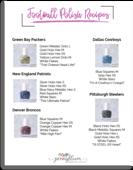 Football polish recipes printable 01