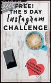 Free 5 day instagram challenge
