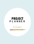 Project planner00