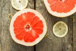 Wellness stock grapefruit 1 2