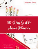 90 day goal   action planner comp
