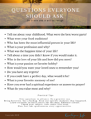 Questions everyone should ask image