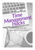 Management hacks