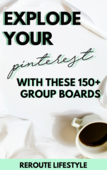 Pinterest group boards