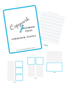 Copyworknotebookpages