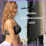 Karol fit challenge 2018 2