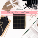 Hiring your a team for advanced