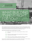 What building type is right for your church facility development