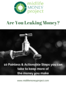 Are you leaking money