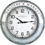 Vintage 11%22 wall clock