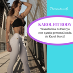 Karol fit body instagram