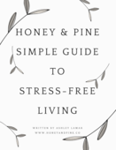 Simple guide to stress free living (1)