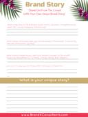 Copy of brand story convertkit