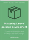Mastering laravel packages
