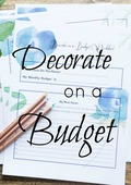 Decorate on a budget pin 2